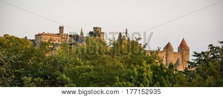 Carcassonne, South France