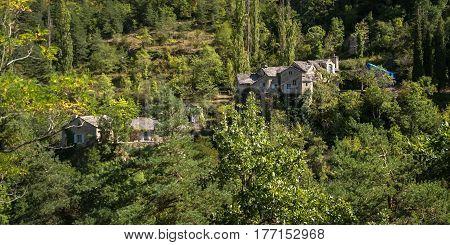 Tarn Gorge, France