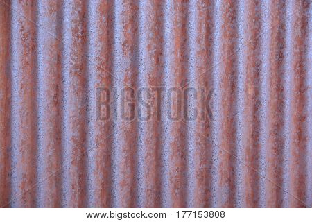 Rust texture background and copy space for add text