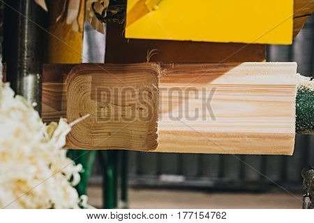 Chamfering The Board Using The Rasp