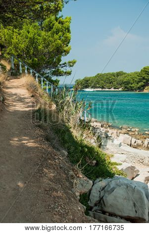 Vrgada Island, Dalmatia, Croatia