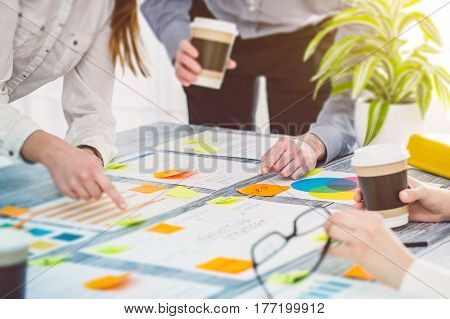 Brainstorming Brainstorm Business People Design Planning team