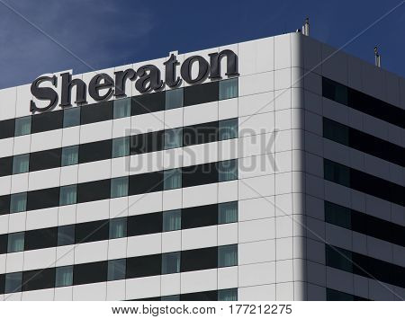 Sheraton Hotel At Schiphol Airport