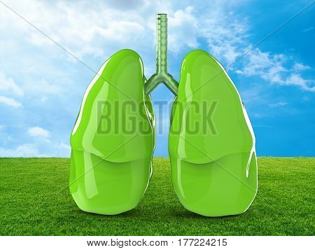 Green Lungs