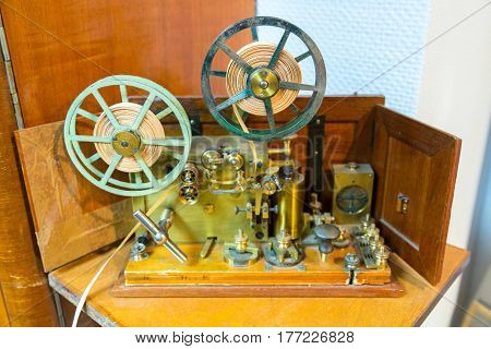 Morse Electric Telegraph