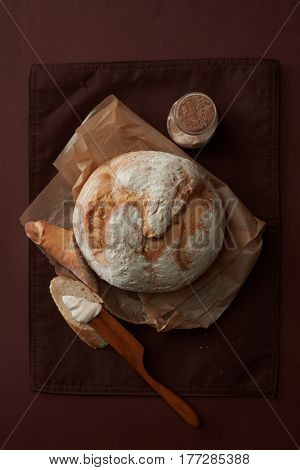 Different bread isolated