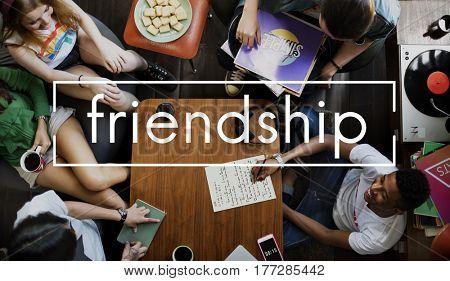 Friendship Buddy Companion Together Icon