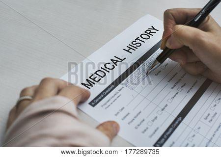 Form Application Information Data Word