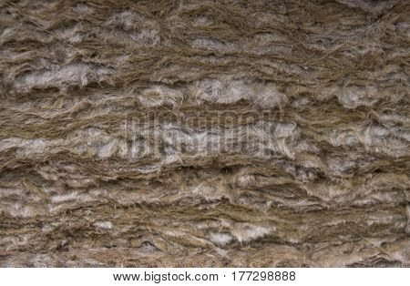 Background from a natural wool texture close-up fiber
