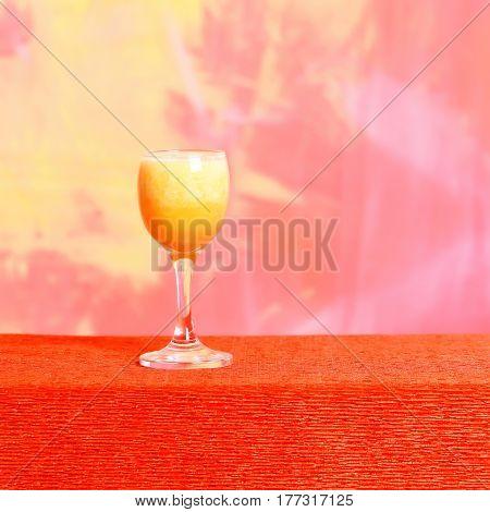 Freshness Alcoholic Beverage Or Shot