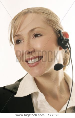 Friendly Help Desk Staff