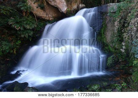 Waterfall in Teresopolis Rio de Janeiro - Brazil