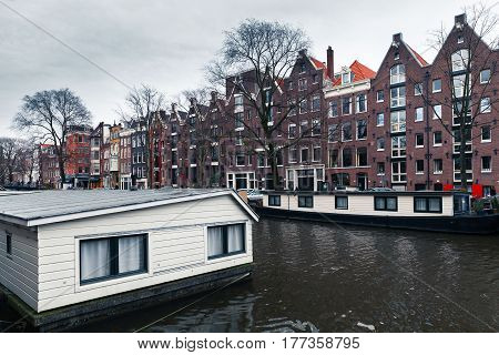 Canal View, Amsterdam, Netherlands
