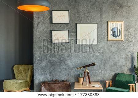 Traveller's Living Room