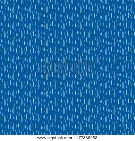 Seamless colorful rain drops pattern background vector. Seamless rain drop pattern stylish hipster background. Rain drops pattern design seamless graphic nature texture liquid backdrop.