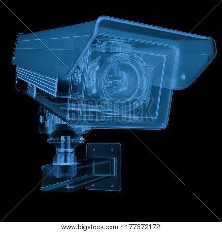 X Ray Security Camera Or Cctv Camera