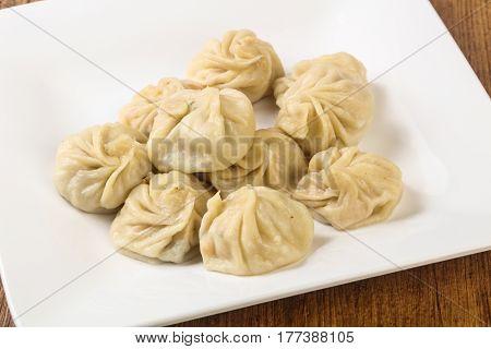 Chinese Dumplings - Momo