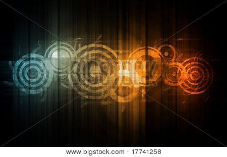 poster of Digital Multimedia with a Media Modern Abstract
