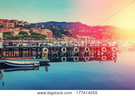 Lerici At Susnet, Ligurian Province, Italy