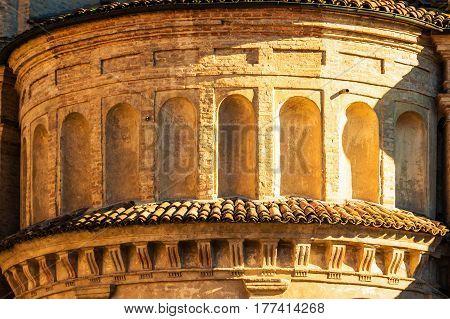 Church In Parma, Emilia-romagna, Italy