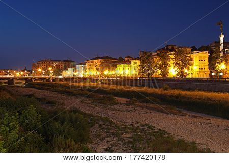 Parma City, Emilia-romagna Province, Italy.