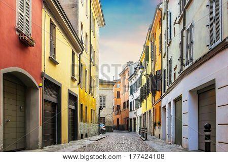 Parma, Emilia-romagna Region, Italy.