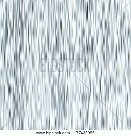 Vector seamless crepe paper texture. Corrugated silver paper background
