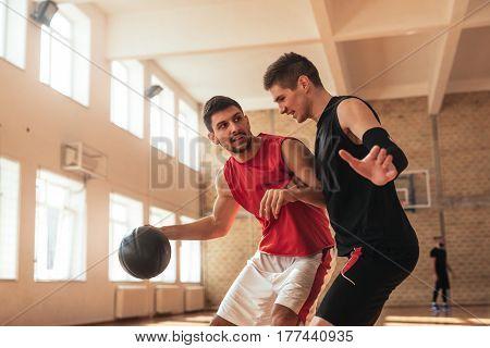 Pass The Ball Man!