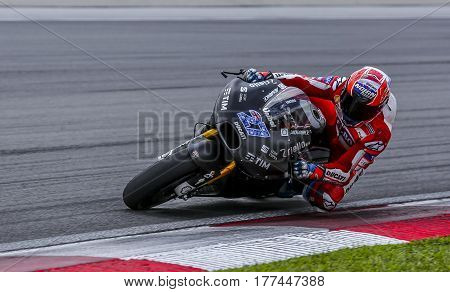 Ducati Team Test Rider, Casey Stoner