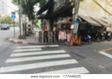 Blurred Photo, Blurry Image,.motorcycle Taxi,background.