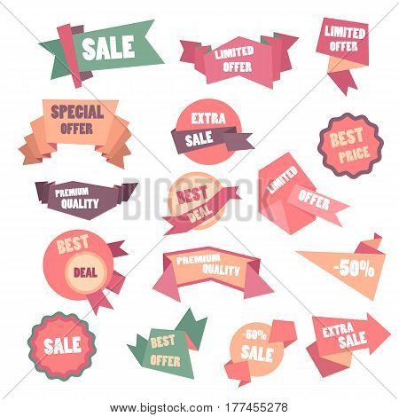 Super Big Sale shining banner on colorful background. Sale background. Geometric design label. Super sale tag and special offer. Vector illustration advertising coupon for online shopping