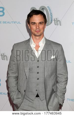 LOS ANGELES - MAR 19:  Darin Brooks at the