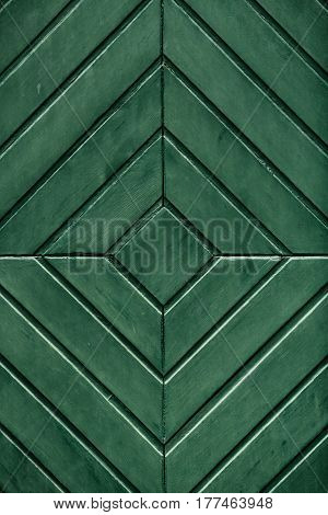 Aged Old Painted Wood Texture, Wooden Background Wallpaper