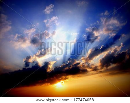 Picture sky or the sun. a picture is worth a thousand words. maximum resolution. Exceptional image.