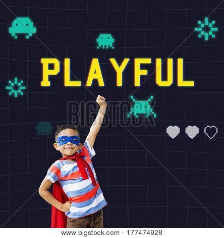 Playful Entertainment Recreation Activities Fun