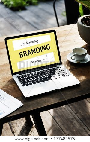 Branding Strategy Marketing Business Graphic Design