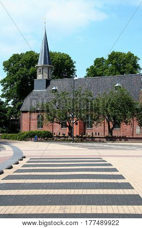 Delfzijl The Church