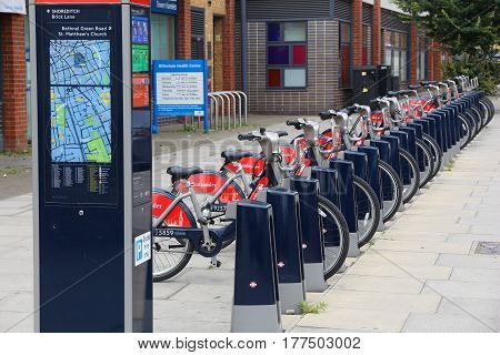 London City Bicycles