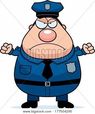 Angry Police