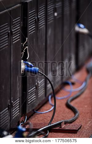 Industrial Power Plugs And Sockets