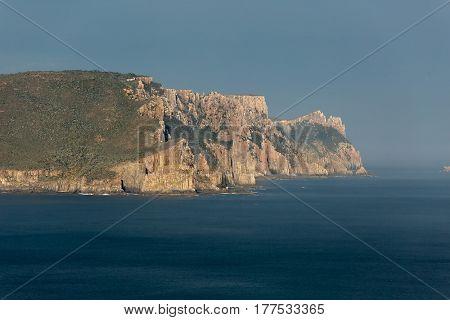 Cape Pillar, Tasman Peninsula, Tasmania