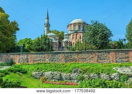 Chora Church is the most beautiful Byzantine church after Hagia Sophia. The church is situated in Edirnekapi neighborhood of Istanbul, which lies in the western part of the municipality of Fatih.