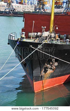 Anchor Windlass With Chain