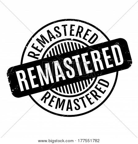 Remastered rubber stamp. Grunge design with dust scratches. Effects can be easily removed for a clean, crisp look. Color is easily changed.