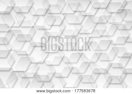Abstract Seamless Paper rectangular banner with drop shadows Background. Element design for background backdrop and decoration element use.