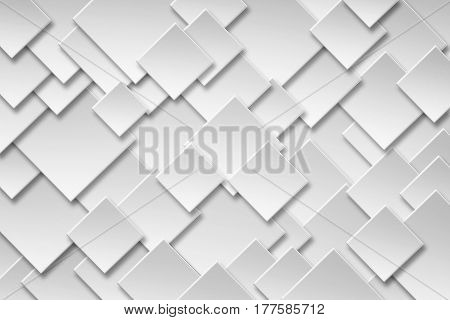 Abstract Seamless Paper rectangular banner with drop shadows Background. Element design for backgroundbackdrop and decoration element use.