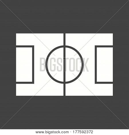 Stadium, olympic, field icon vector image. Can also be used for olympics. Suitable for mobile apps, web apps and print media.