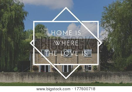 Home Family Love Care Affection Intimacy