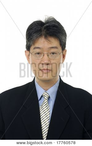 Stock photo of businessman