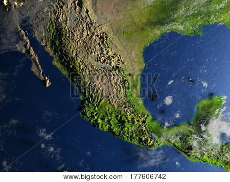 Mexico On Planet Earth